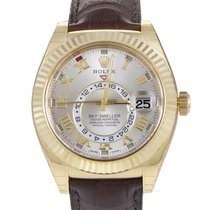 Rolex Oyster Perpetual Sky-Dweller Men's Automatic Watch...