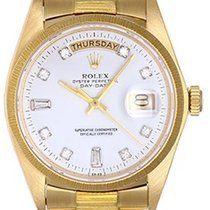 Rolex Men's Rolex President Barked Day-Date Watch 18048...