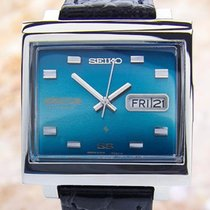 Seiko Actus Automatic Day Date Pristine Made In Japan Mens...