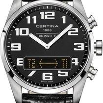 Certina DS Multi-8 C020.419.16.052.01 Herrenchronograph Mit...