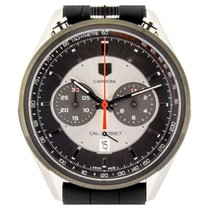 TAG Heuer Carrera Chronograph Calibre 1887 Jack Heuer Edition
