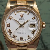 Rolex OYSTER PERPETUAL DAY DATE PRESIDENT 35MM