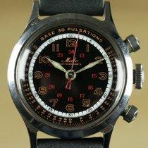 Mido Vintage Gilt Multi Centerchrono Chronograph