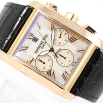 Raymond Weil DON GIOVANNI COSI GRANDE MOP DIAL & 18K ROSEGOLD