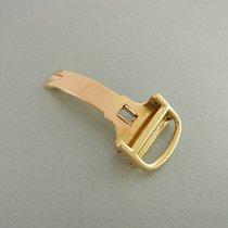 Cartier Schließe 18 Kt Gold Vintage Folding Clasp 18 Mm