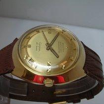 Zenith Captain De Luxe Chronomter 18Kt Solid Gold YEAR 1967