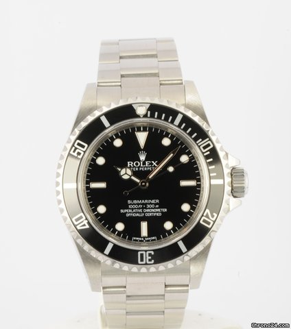 Rolex Submariner 14060M boite et papiers neuve