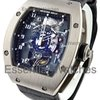 Richard Mille RM 03 / White Gold