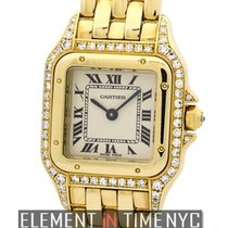 Cartier Panthere Collection Panthere Ladies 18k Yellow Gold...