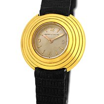 "Jaeger-LeCoultre Vintage Lady's 18K Yellow Gold  ""Clas..."