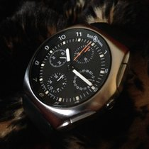 Bell & Ross SPACE 3 GMT 24H