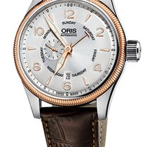 Oris Big Crown Small Second, Pointer Day, Rose Gold
