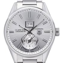TAG Heuer Carrera Calibre 8 GMT Automatik 41 mm WAR5011.BA0723