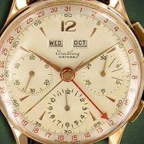 Breitling Datora 785  Dato-Compax Valjoux 72C triple calendar