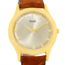 Piaget 18k Yellow Gold Mechanical Limited Edition Mens Watch...
