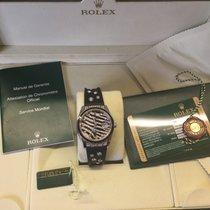 Rolex Datejust Royal Black Zebra Limited Edition