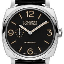 Panerai [NEW] RADIOMIR 1940 3 DAY ACCIAIO PAM 572 (Retail:HK$7...