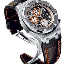 Audemars Piguet Royal Oak Grey Dial Chronograph Men's Watch