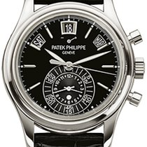 Patek Philippe [NEW & RARE] Platinum Calendar 5960P...