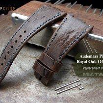Audemars Piguet Royal Oak Offshore Leather Band, Dark Brown