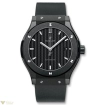 Hublot Classic Fusion Automatic Ceramic Rubber Men's Watch