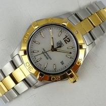TAG Heuer Aquaracer Lady - Stahl-Gold - Perlmutt-ZB - WAF1424