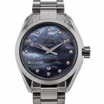 Omega Seamaster Aqua Terra 34 Automatic Date