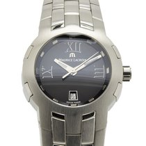 Maurice Lacroix Milestone Lady Watch MS1013-SS002-310