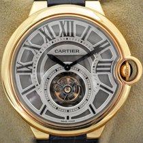 Cartier 18ct rose gold Cartier XL Ballon Bleu Tourbillon