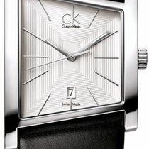 ck Calvin Klein District CK_K0Q21120 Unisexuhr Design Highlight