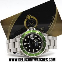 Rolex Submariner 16610LV Fat Four Seriale Y99 Like New