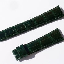 Chopard Croco Band Strap Green 20 Mm 75/110 New C20-04 -70%