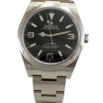 Rolex Explorer 214270 Men's Watch Box, Papers, Warranty