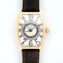 Franck Muller Rose Gold Vegas Watch Ref. 5850 Vegas