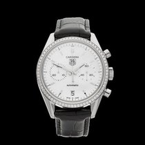 TAG Heuer Carrera Chronograph Stainless steel Unisex CV2116
