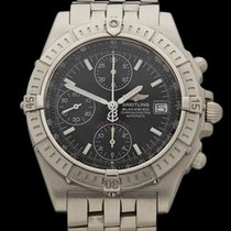 Breitling Blackbird Chronograph Stainless Steel Gents A13353