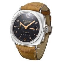 Panerai Radiomir 10 Days GMT Platin / 100pcs