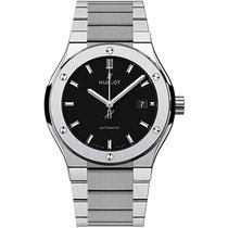 Hublot Men's 548.NX.1170.NX Classic Fusion Watch