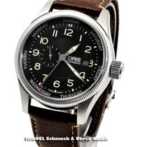 Oris Big Crown Small Second - Pointer Day