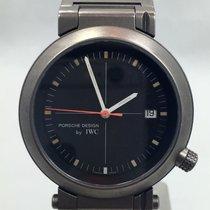 IWC Titanium Compass Diver Watch ref. 3511. RARE