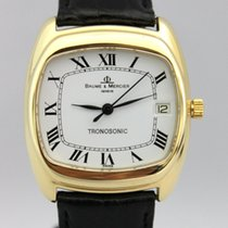 Baume & Mercier Tronosonic Yellow Gold Serviced