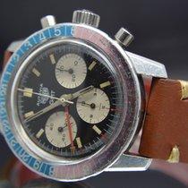 Heuer Autavia 2446C GMT Chronograph UNPOLISHED