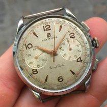 Breitling Manuale manual venus 188 vintage  Chronograph giro D...