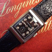 Longines diamond dial watch ON SALE ca. late forties
