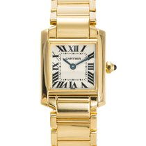 Cartier Watch Tank Francaise W50002N2