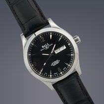 Ball Engineer II Ohio day-date steel automatic Under Ball...