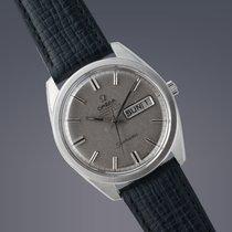 Omega Seamaster watch steel automatic Chronometer