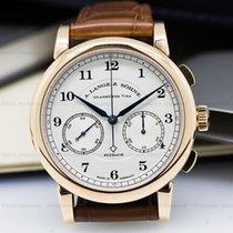 A. Lange & Söhne 402.032 1815 Chronograph 18K Rose Gold...
