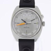 Aquastar Regate Vintage Watch Ref 9851 Lemania 1345