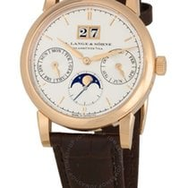 A. Lange & Söhne Saxonia Annual Calendar Men's Watch
